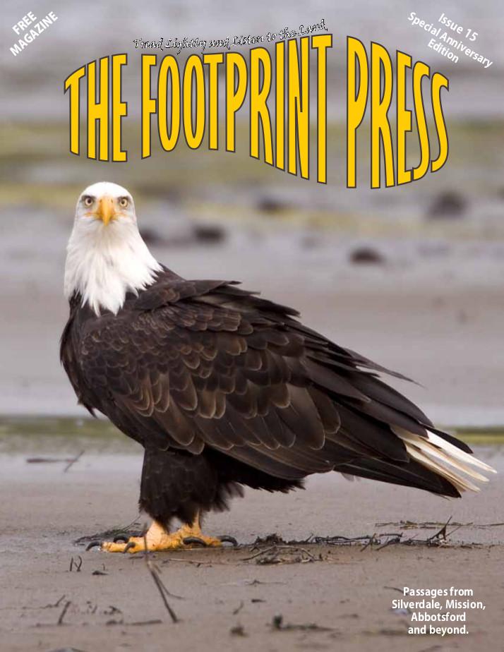 Footprint Press Issue 15