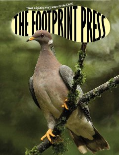 Fall, 2010 issue of Footprint Press